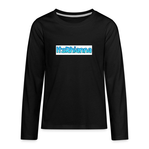 Merch - Teenagers' Premium Longsleeve Shirt