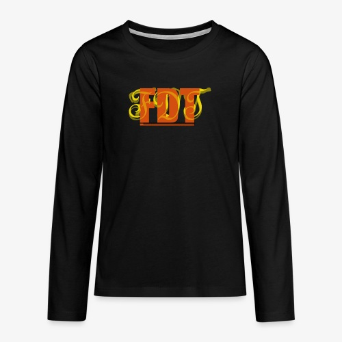 FDT - Teenagers' Premium Longsleeve Shirt