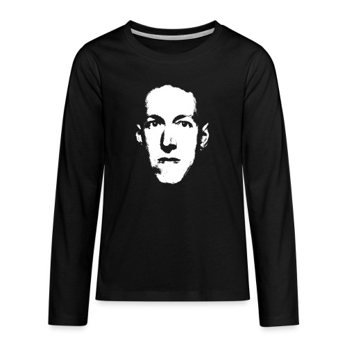 Lovecraft - Maglietta Premium a manica lunga per teenager