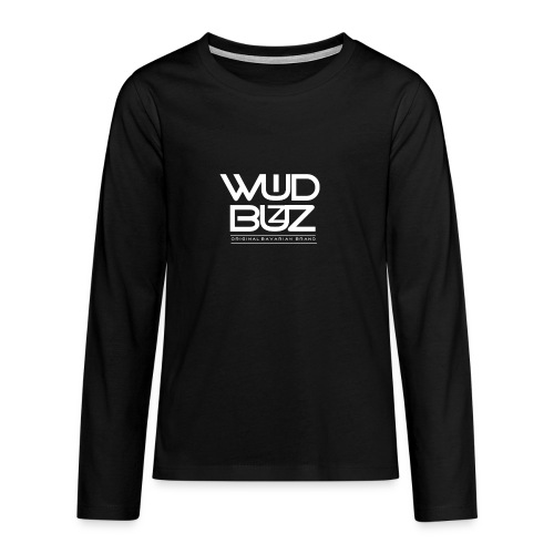 WUIDBUZZ | WB WUID | Unisex - Teenager Premium Langarmshirt