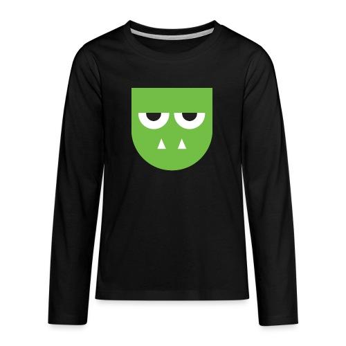 Troldehær - Teenagers' Premium Longsleeve Shirt