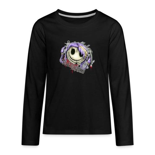 Totenknöpfin - Teenager Premium Langarmshirt