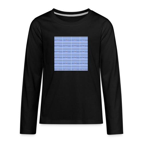 i phone case jpg - Teenagers' Premium Longsleeve Shirt
