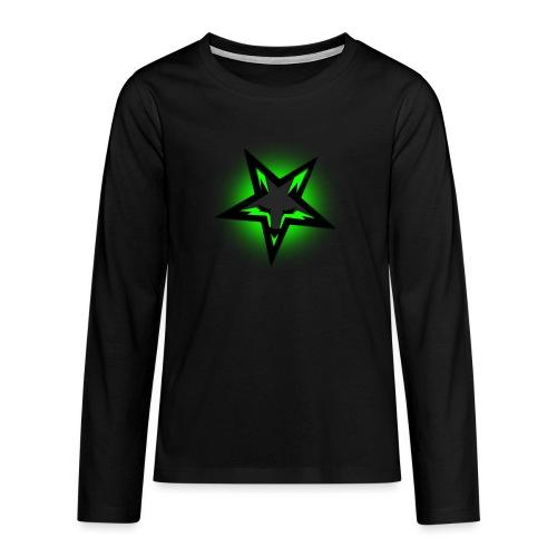 KDutch Logo - Teenagers' Premium Longsleeve Shirt