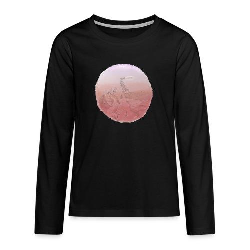 Kill The Dragon - T-shirt manches longues Premium Ado