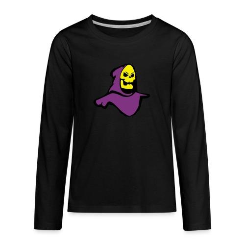Skeletor - Teenagers' Premium Longsleeve Shirt