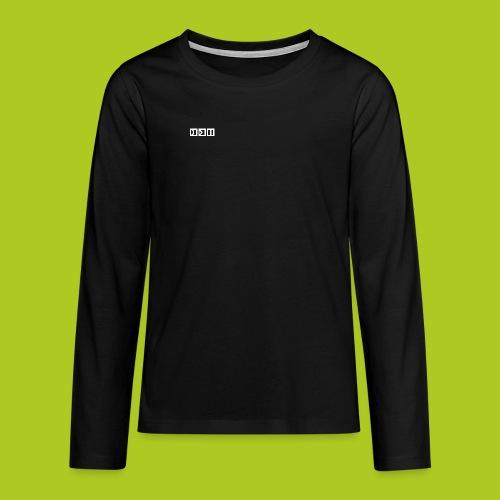 squary - T-shirt manches longues Premium Ado