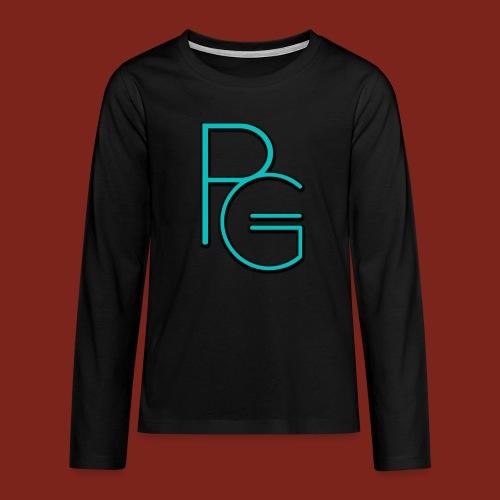 Pg NL png - Teenager Premium shirt met lange mouwen