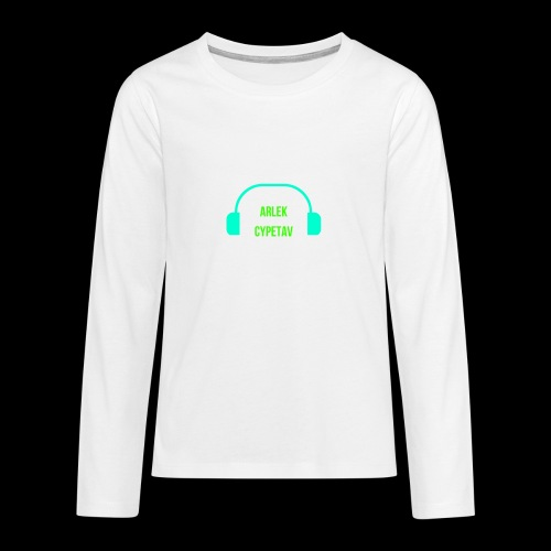 ARLEK CYPETAV - T-shirt manches longues Premium Ado
