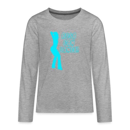 rosacandance - Teenagers' Premium Longsleeve Shirt