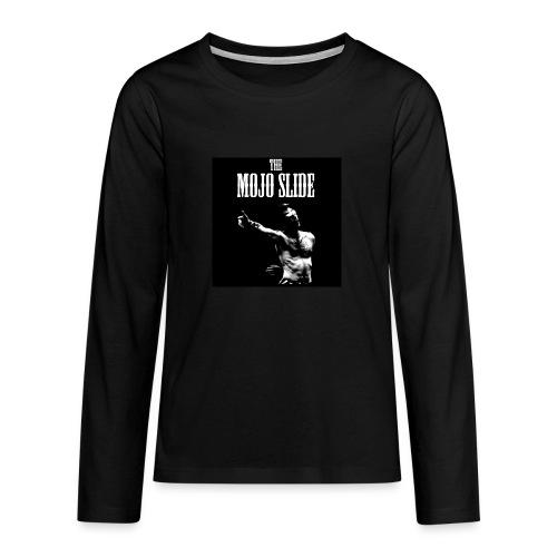 The Mojo Slide - Design 1 - Teenagers' Premium Longsleeve Shirt