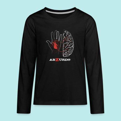 Zurd@s absurd@s - Camiseta de manga larga premium adolescente
