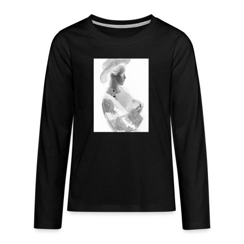 Internalised - Teenagers' Premium Longsleeve Shirt