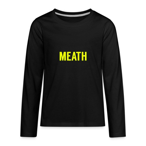 MEATH - Teenagers' Premium Longsleeve Shirt