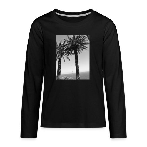 arbre - T-shirt manches longues Premium Ado