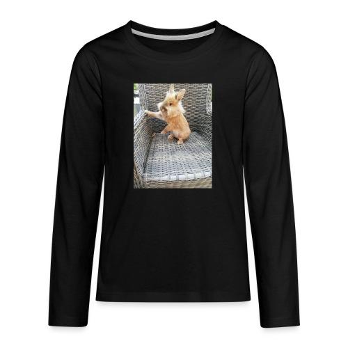 Ninou - Teenager Premium shirt met lange mouwen
