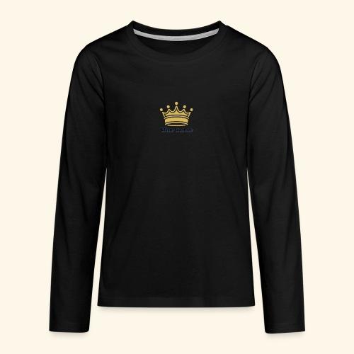 youtube 2 - Teenagers' Premium Longsleeve Shirt