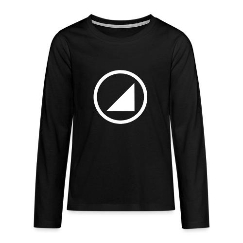 bulgebull brand - Teenagers' Premium Longsleeve Shirt