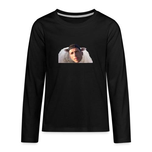 TVS het Armo Schaap en SHIT - Teenager Premium shirt met lange mouwen