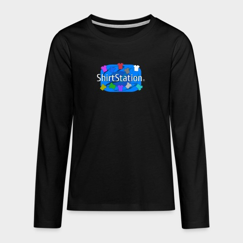 ShirtStation - Teenagers' Premium Longsleeve Shirt