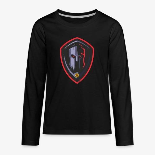 SOLRAC Spartan - Camiseta de manga larga premium adolescente