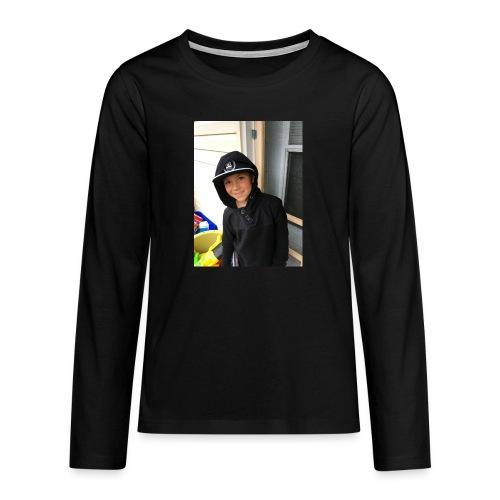 Soshady.com - T-shirt manches longues Premium Ado