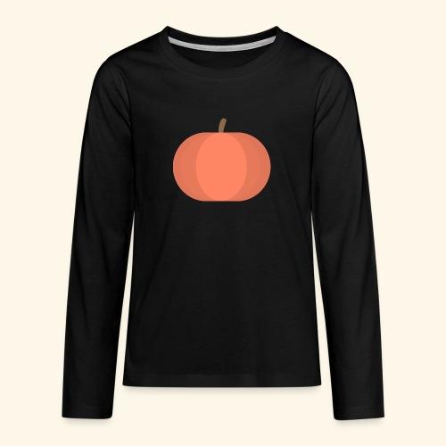 Pumpkin - T-shirt manches longues Premium Ado