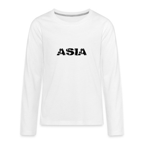 BACK 2 3 png - Teenager Premium shirt met lange mouwen