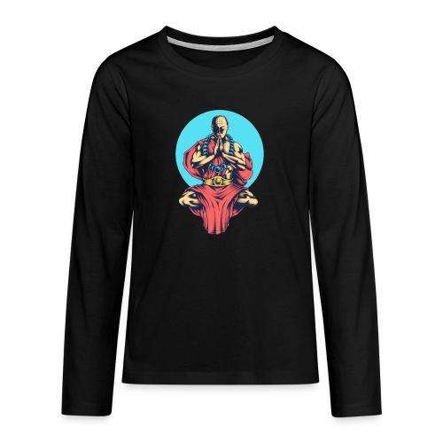 Inner Peace Inner Peace Gift Idea - Teenagers' Premium Longsleeve Shirt