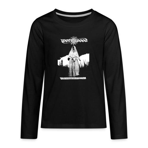 Women's Witch Print - Teenagers' Premium Longsleeve Shirt