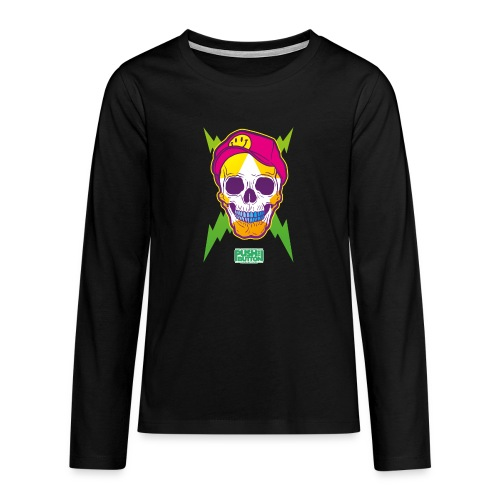 header1 - Teenagers' Premium Longsleeve Shirt
