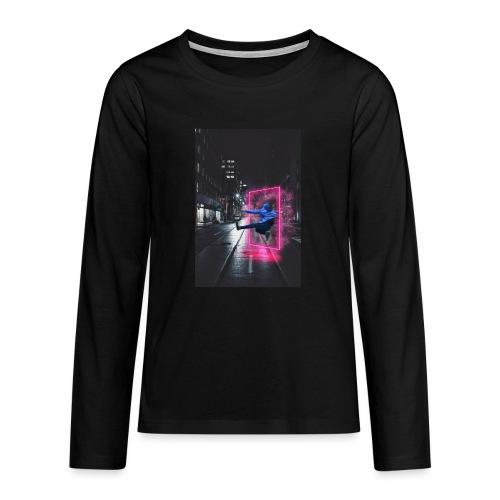 portal - T-shirt manches longues Premium Ado