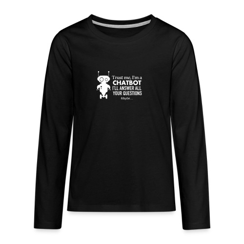 TrustBotW - T-shirt manches longues Premium Ado