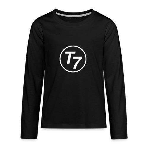 Team Seven - Teenager Premium Langarmshirt