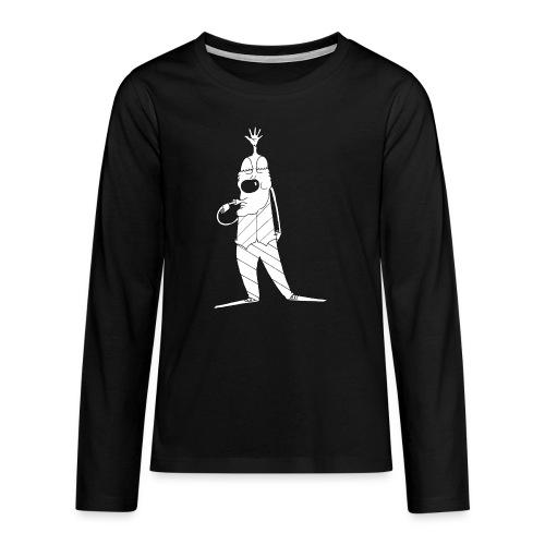 clownerie1 - T-shirt manches longues Premium Ado