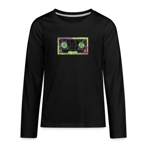 Dj design gifts - Teenagers' Premium Longsleeve Shirt