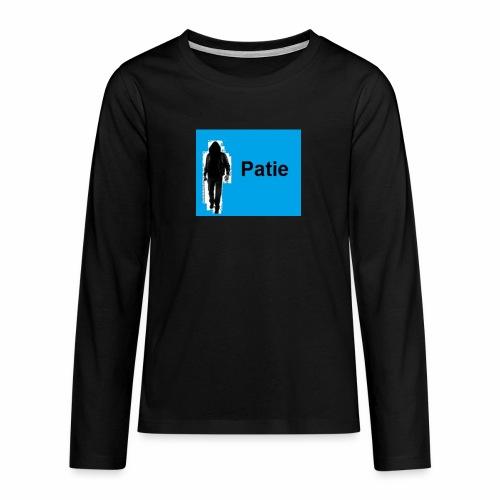 Patie - Teenager Premium Langarmshirt