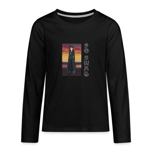 Kiriswag - T-shirt manches longues Premium Ado