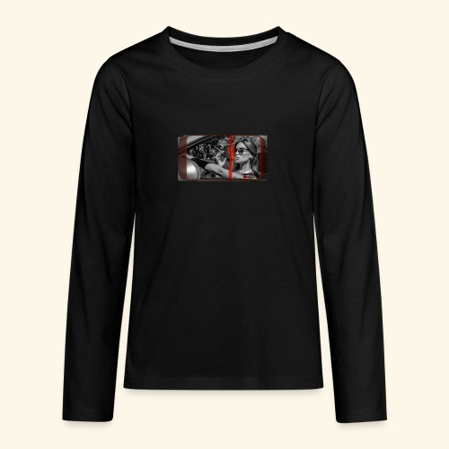 SUNGLASS - T-shirt manches longues Premium Ado