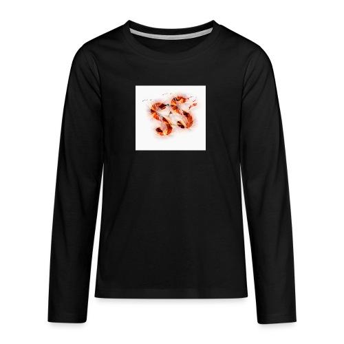 skullslayer - Teenagers' Premium Longsleeve Shirt