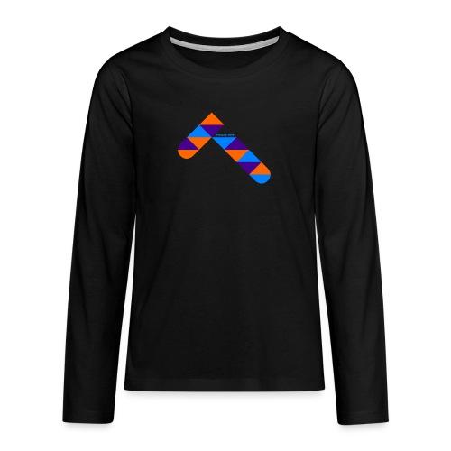 Mauna one, Geschenkidee, Geschenk - Teenager Premium Langarmshirt