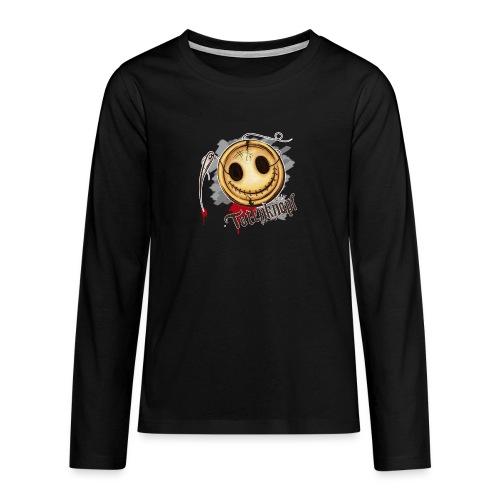 Totenknopf - Teenager Premium Langarmshirt