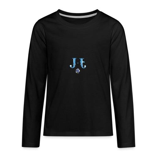 JustTomNL - Teenager Premium shirt met lange mouwen