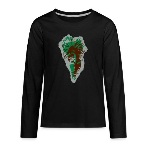 lapalma - Teenager Premium Langarmshirt
