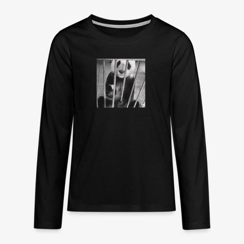 Pandazaki - T-shirt manches longues Premium Ado