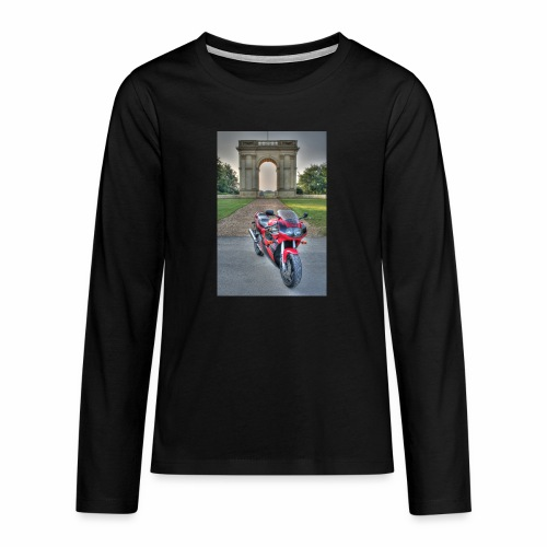 IMG 1000 1 2 tonemapped jpg - Teenagers' Premium Longsleeve Shirt