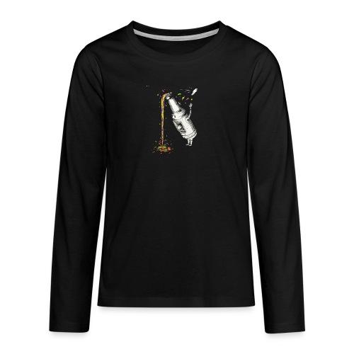 lumps uk BI2gUtcj2HP - Camiseta de manga larga premium adolescente
