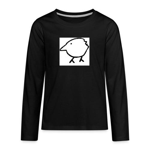 Autsider Fred - Teenager Premium Langarmshirt