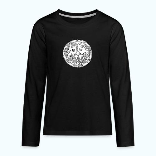 Alchemie - Teenagers' Premium Longsleeve Shirt