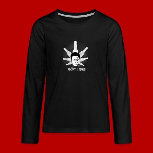Jorge Edition - Teenager Premium Langarmshirt